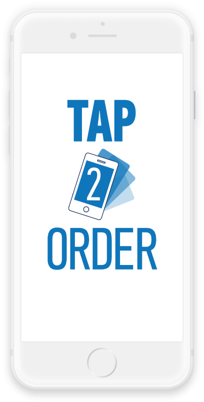 Tap to Order - Customers order on their own